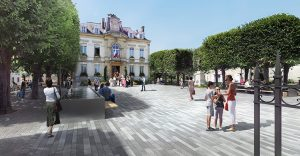 Mairie Arpajon